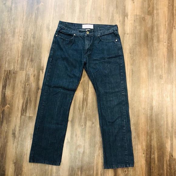Ecko Unltd straight fit denim jeans